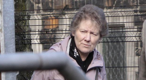 Phylis Peacock from Portglenone who was sentenced to ten months in prison at Ballymena Magistrates Court for theft while being a carer of an 87 year old senior citizen. PICTURE MARK JAMIESON.