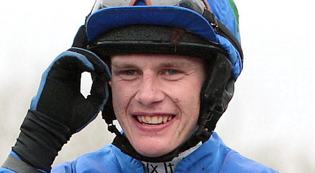 Big chance: Paul Townend can hit the target on Knockraha Boss at Thurles