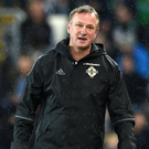 Worth watching: Michael O'Neill has been quick to defend under-fire Scottish football