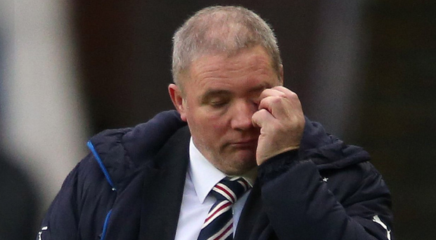 Big need: Ally McCoist says Gers must find investment