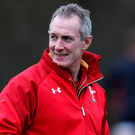 Wales temporary head coach Rob Howley