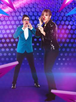 Sue Perkins, Mel Giedroyc lead the way for Let's Sing and Dance For Comic Relief