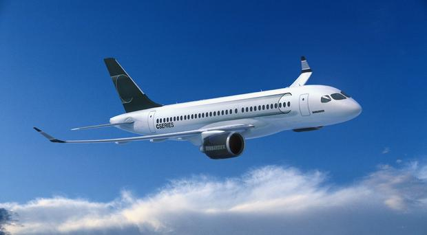 Bombardier added to strength of Northern Ireland's soaring exports