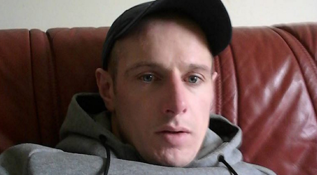 Paul Curran was discovered dead just before 3pm yesterday