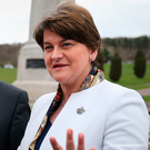 DUP leader Arlene Foster. Photo: Niall Carson/PA Wire