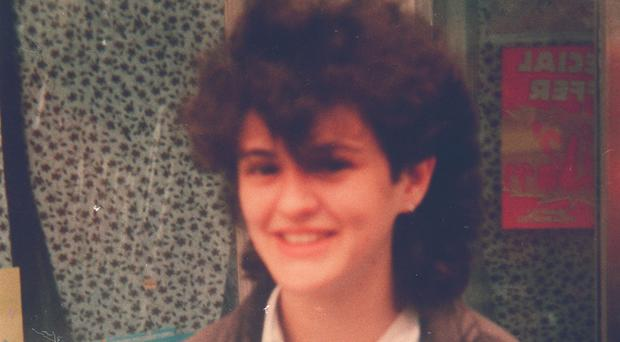 Eileen Duffy who was shot dead in the mobile shop at Craigavon. 29-03-1991 Pacemaker Archive Belfast