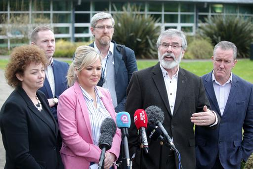 Northern Ireland's Political Parties Can't Agree To Work Together