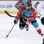 Five alive: Brandon Benedict staying with the Belfast Giants