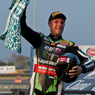 Man to catch: Jonathan Rea has now won all four races in the championship so far