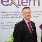 Extern chief executive Charlie Mack.