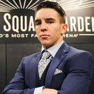 Raring to go: Michael Conlan says he's in the best condition of his life ahead of his pro debut