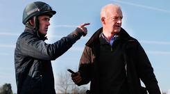 Last minute pointers: Festival big hitters Ruby Walsh and Willie Mullins