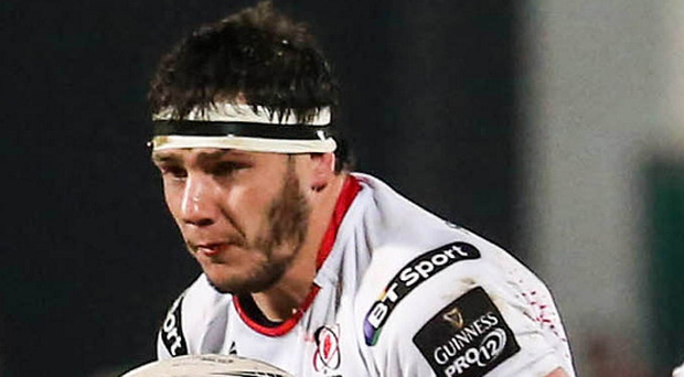 Ulster's Marcell Coetzee is to go under the knife for the second time in the last 12 months. Photo: Matt Mackey/INPHO