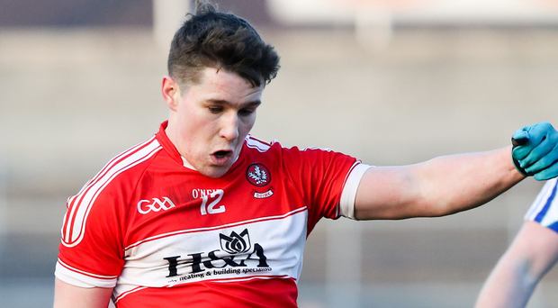 On song: Derry's Peter Hagan
