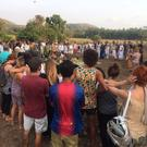 Locals and expats gather for vigil after death of Danielle McLaughlin