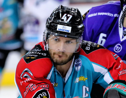 Staying focused: Adam Keefe is keen for the Giants to build momentum