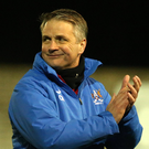 Positive: Ards Colin Nixon aims to end unlucky run at Windsor