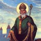 Shining light: St Patrick showed us the way but we have not followed