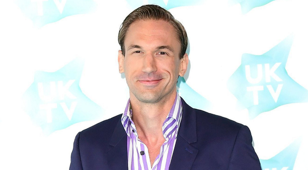 Medical advice: Dr Christian Jessen hopes this is the more grown up stage of his career