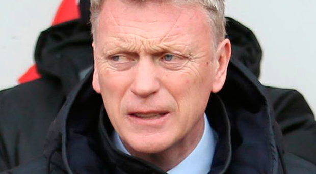 Sunderland manager David Moyes