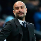 Love story: Pep Guardiola heaped praise on his team