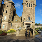 Stormont Castle is the venue for the talks