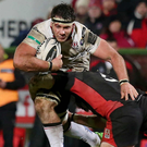 Moment of truth: Marcell Coetzee will undergo surgery to determine how bad his latest injury is and how long he will be sidelined for. Photo: Matt Mackey / Presseye