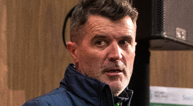 No excuse: Roy Keane says the Republic will be able to cope with their crippling list of injuries to key men