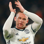 Over and out: Wayne Rooney. Photo: Martin Rickett/PA