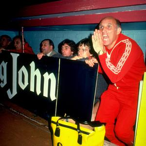 Former Liverpool Coach Ronnie Moran dies at 83. Pic: Allsport UK /Allsport