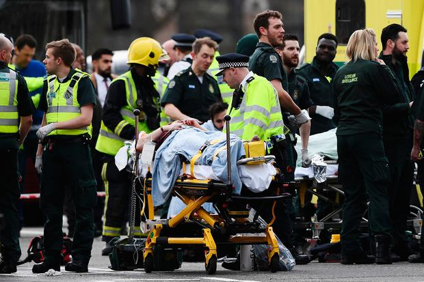 London attacks: 'We are not afraid', PM says