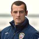 Bring it on: Oran Kearney and his Coleraine players are relishing pitting their wits against the rest of the top six after the league split