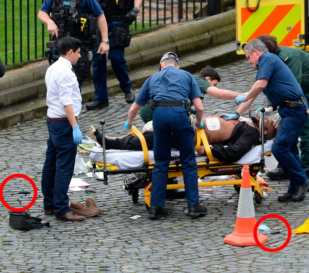 London Attack: Four Dead And 40 Others Injured In