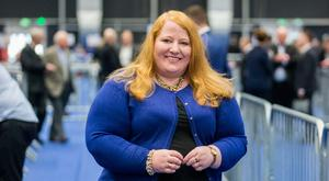 Naomi Long will address the Alliance conference