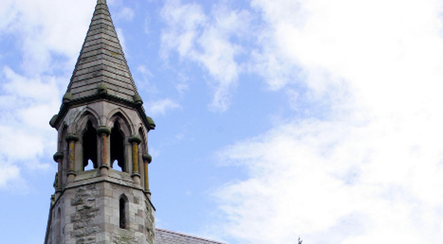 The Church of the Resurrection on the Antrim Road in north Belfast