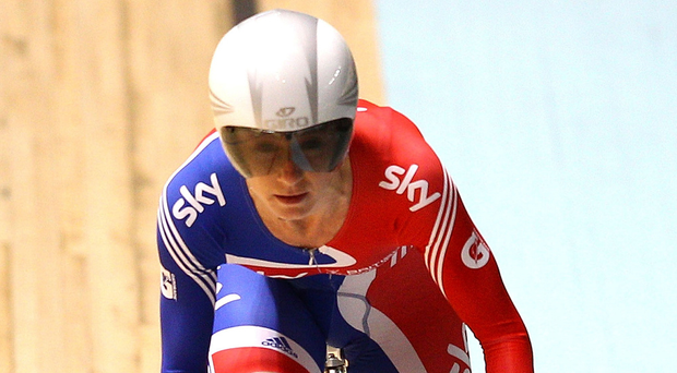 Angry: Wendy Houvenaghel feels she was poorly treated by British Cycling