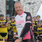 Legend: Stephen Roche willl again compete in Gran Fondo
