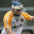 Clearaim: Conor Johnston wants to reach showpiece
