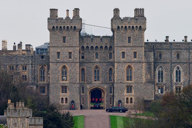 Windsor Castle in London, England. (Photo by Ben Pruchnie/Getty Images)