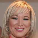 Michelle O'Neill said the road was a key priority.
