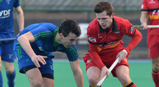 Comeback trail: Owen Magee will soon return for Bann after a three-month absence