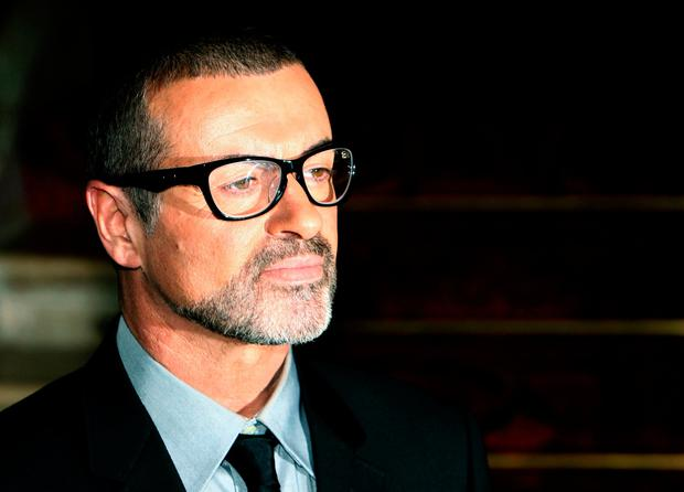 George Michael: Private funeral for singer held