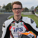 On the up: Robert English set to make British 1000cc Superstock Championship debut