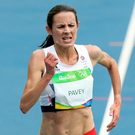 Global prize: Jo Pavey