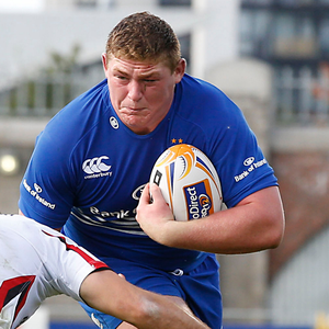 Big impact: Tadgh Furlong has shone for Leinster and Ireland