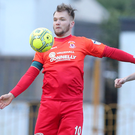 Going for it: Ryan Harpur says Swifts are quietly confident
