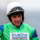 Big chance: Brian Hughes will ride Vicente in Grand National
