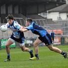 Shooting star: Darragh Canavan can inspire St Ciaran's to victory in the Colleges' 'B' final