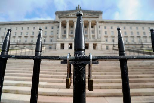Political parties invited to return to Stormont on Monday for fresh talks