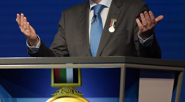 New format: Fifa president Gianni Infantino's plans to expand the World Cup were backed